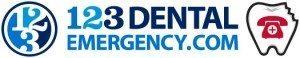 123Dentist Emergency Logo