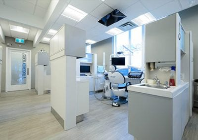 Fraserview Dentist Clinic Renovations