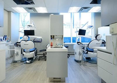 Fraserview Dentist Vancouver Renovations